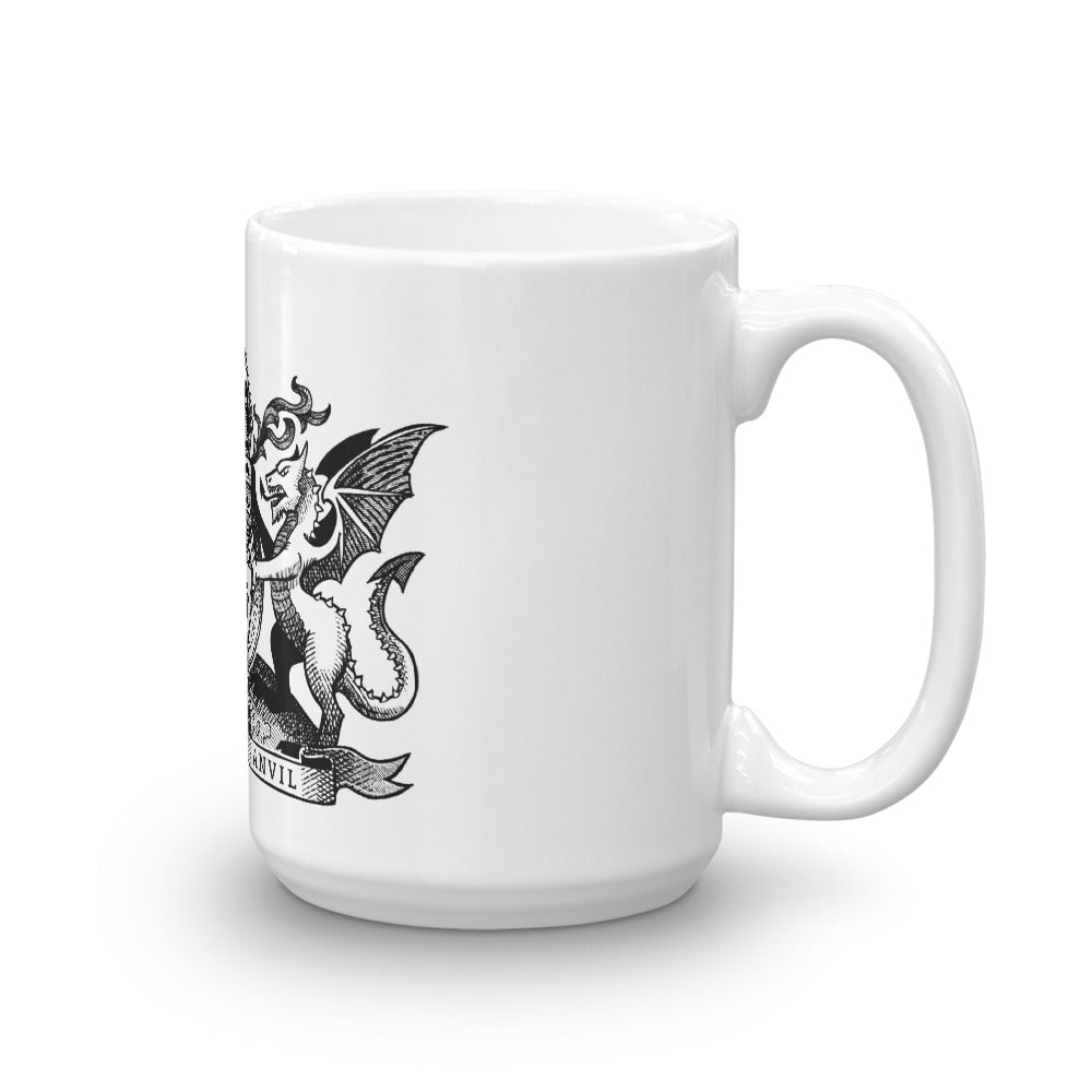 World Anvil Crest Mug