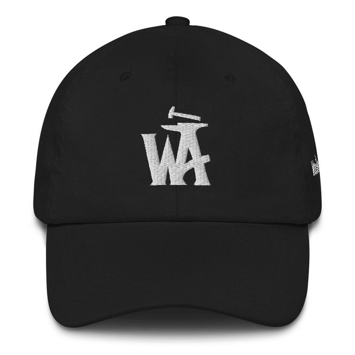 World Anvil Dad hat