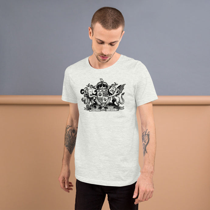 World Anvil Crest 2019 Short-Sleeve Unisex T-Shirt
