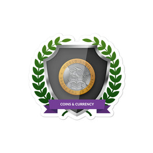 "Collectible Challenge Badge: ""Coins and Currency 2019"""