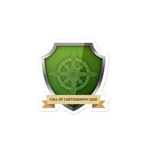 "Collectible Challenge Badge: ""Call of Cartography 2020"""