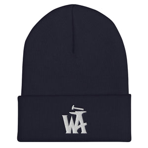 World Anvil Cuffed Beanie
