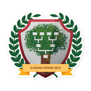 Collectible Challenge Badge: 'A Family Affair 2019'