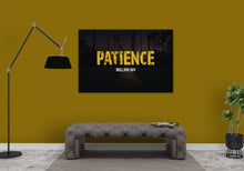 Afbeelding in Gallery-weergave laden, Patience Will Pay Off