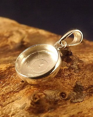 10mm Round pendant mount