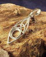 8mm Celtic Pendant Setting