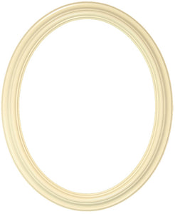 Classic Series 5 Wide 11x14 Oval Picture Frames (5)