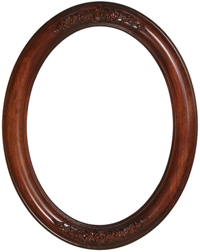 Premier Stained Alder 12x16 Oval Frames with Compo (3)