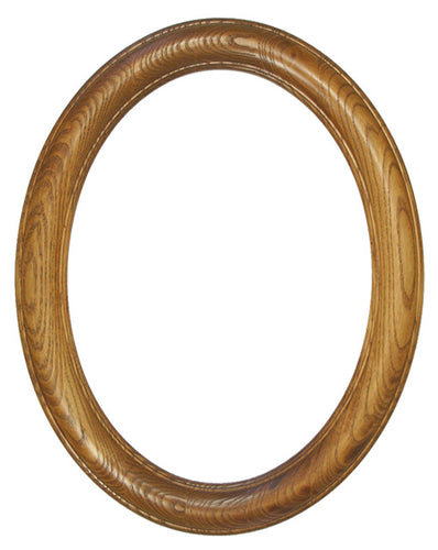 Premier Stained Ash 12x16 Oval Picture Frames (4)