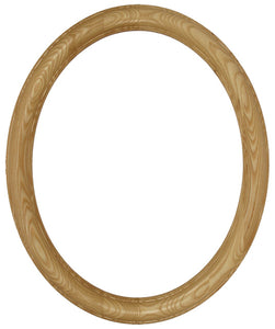 Premier Stained Ash 20x24 Oval Picture Frames (4)