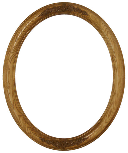Premier Stained Ash 20x24 Oval Picture Frames with compo (4)