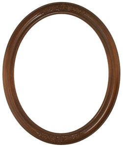 Premier Stained Alder 20x24 Oval Frames with Compo (3)