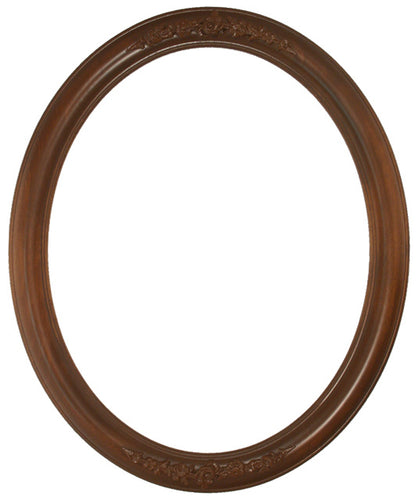 Premier Stained Alder 16x20 Oval Frames with Compo (3)