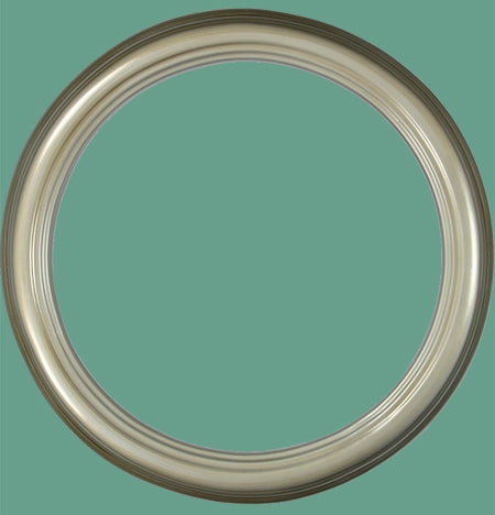 RD 22 Classic Silver Round Frame