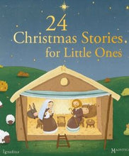Load image into Gallery viewer, 24 Christmas Stories for Little Ones