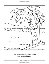 Load image into Gallery viewer, The Gigantic Coloring Book of Bible Stories
