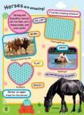 Load image into Gallery viewer, Ponies & Horses Sticker Activity Book