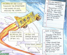 Load image into Gallery viewer, The Magic School Bus Lost In The Solar System