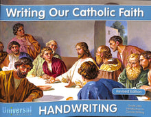 Load image into Gallery viewer, Writing Our Catholic Faith - Grade 2 Introduction to Cursive Writing