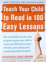 Load image into Gallery viewer, Teach Your Child to Read in 100 Easy Lessons