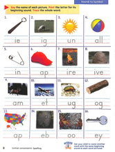 Load image into Gallery viewer, Phonics Level B Workbook