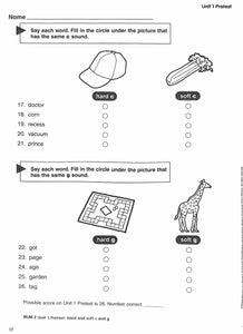 Phonics Level C Teacher Manual