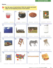 Load image into Gallery viewer, Phonics Level C Workbook