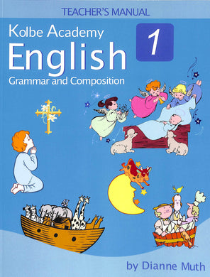 English 1 Teacher Manual