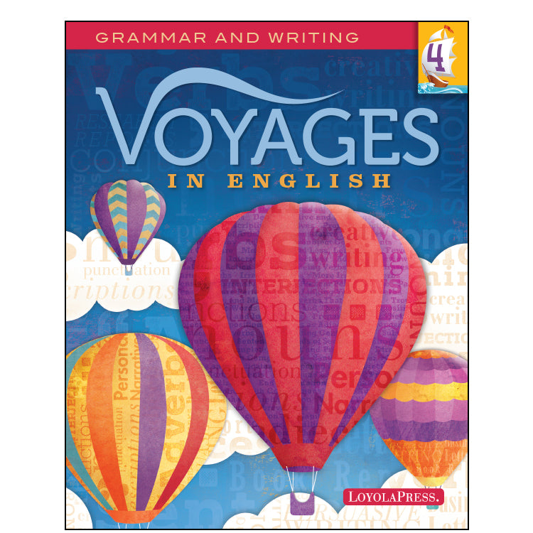 Voyages in English 4 Student Edition 2018