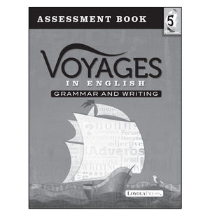 Voyages in English 5 Student Assessment Book
