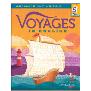 Voyages in English 5 Student Edition 2018