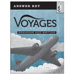 Voyages in English 6 Practice & Assessment Book Answer Key