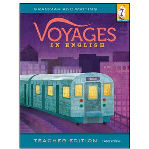 Voyages in English 7 Teacher Edition 2018