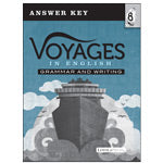 Voyages in English 8 Practice & Assessment Book  Answer Key