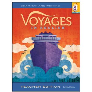 Voyages in English 8 Teacher Edition 2018