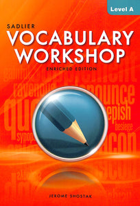 Vocabulary Workshop B Workbook