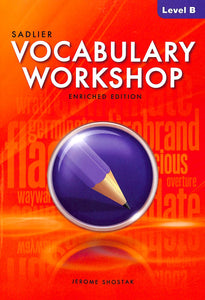 Vocabulary Workshop C Workbook