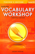 Load image into Gallery viewer, Vocabulary Level Orange Teacher Manual