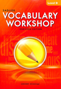 Vocabulary Workshop E Workbook