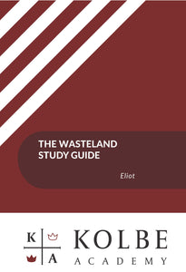 The Wasteland, Prufrock and Other Poems Study Guides
