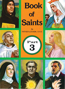 Book Of Saints 3
