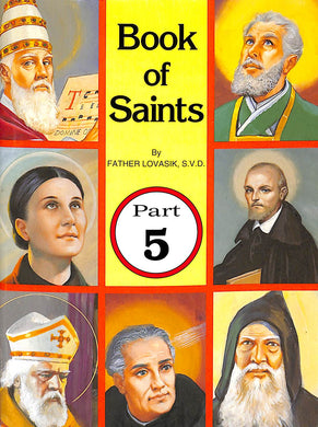 Book Of Saints 5