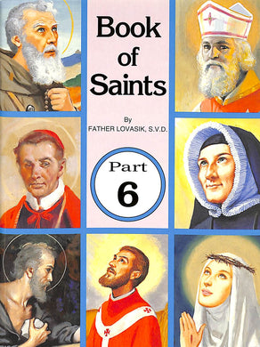Book Of Saints 6