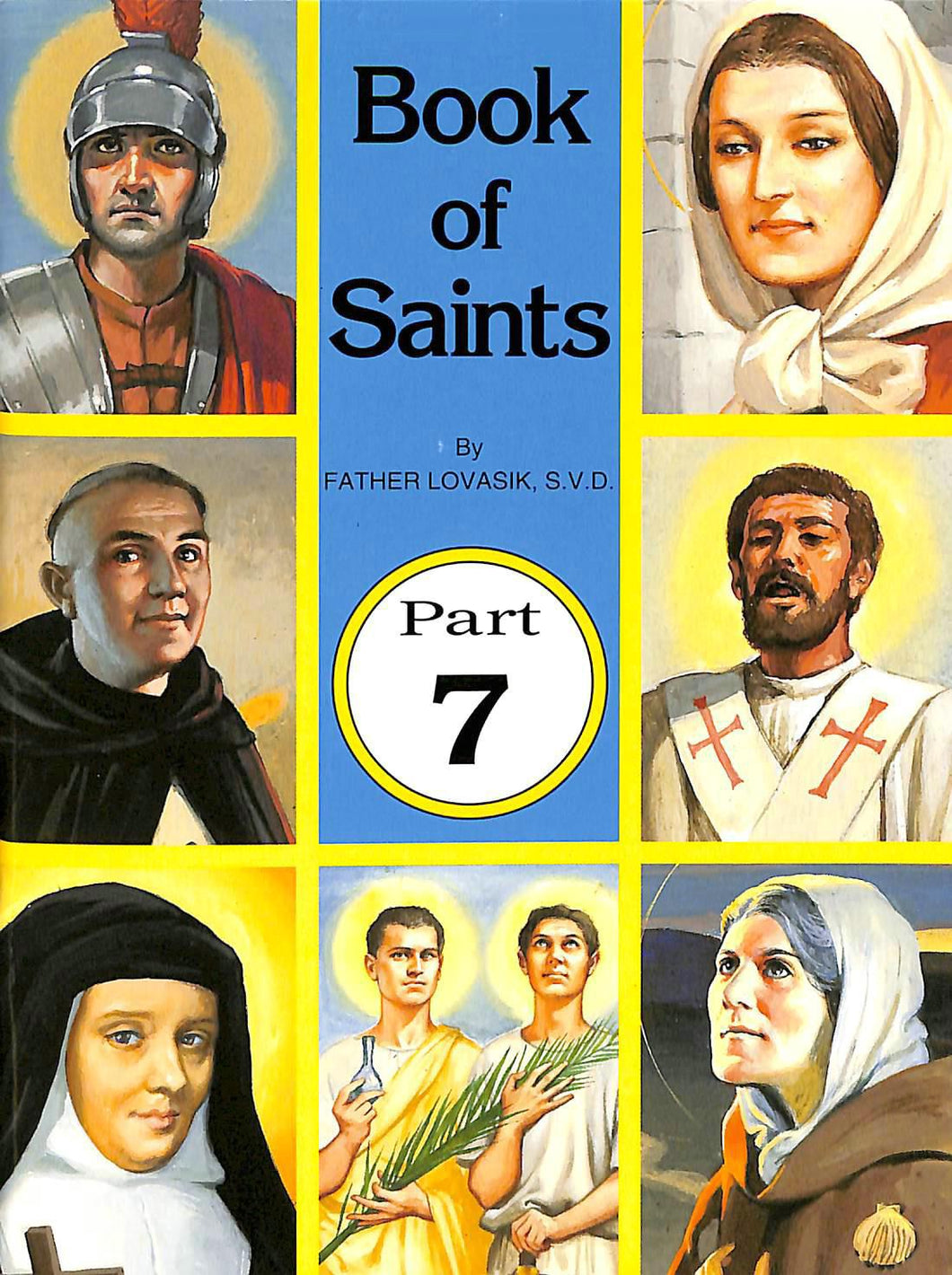 Book Of Saints 7