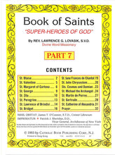 Load image into Gallery viewer, Book of Saints 7