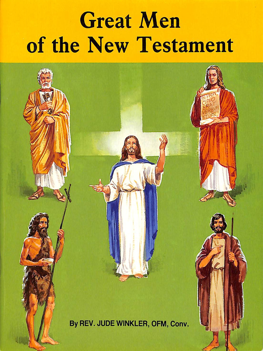 Great Men Of The New Testament