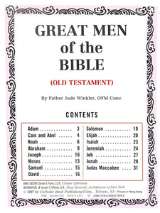 Great Men of the Old Testament