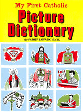 Load image into Gallery viewer, My First Catholic Picture Dictionary