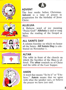 My First Catholic Picture Dictionary