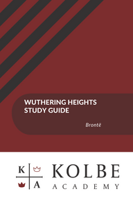 Wuthering Heights Study Guide
